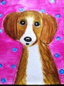low-puppy-painting-for-5-7-years-olds-225x300